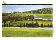 New England Farm Carry-all Pouch