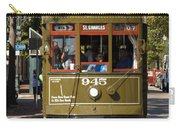 New Orleans Cable Car Carry-all Pouch