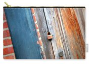 New Orleans Door 2 Carry-all Pouch