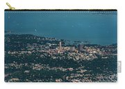 New Rochelle Real Estate Aerial Photo Carry-all Pouch