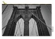 New York City - Brooklyn Bridge Carry-all Pouch