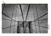 New York City - Brooklyn Bridge Carry-all Pouch