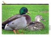 New Zealand - Mallard Ducks Carry-all Pouch