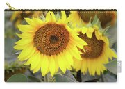 Nice Sunflowers Carry-all Pouch