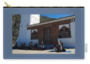 Nice View From Chefchaouen Morocco Carry-all Pouch