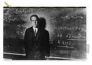 Niels Bohr, Danish Physicist Carry-all Pouch