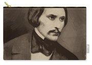 Nikolai Gogol Carry-all Pouch