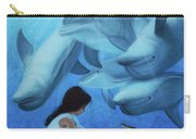 Ninia Del Mar Carry-all Pouch