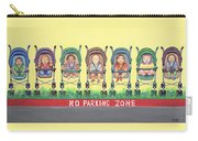 No Parking Zone Carry-all Pouch