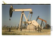 Nodding Donkey Oil Pumps Carry-all Pouch