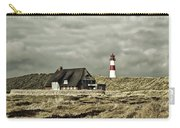 North Sea Lighthouse - Germany Carry-all Pouch