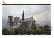Notre Dame Cathedral In Paris, France Carry-all Pouch
