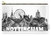 Nottingham England Skyline Carry-all Pouch