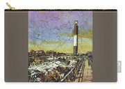 Oak Island Lighthouse Carry-all Pouch