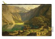 Obersee. Bavarian Alps Carry-all Pouch