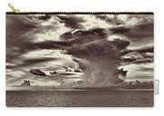 Ocean God Clouds Carry-all Pouch