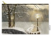 Oh Let It Snow Let It Snow Carry-all Pouch