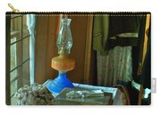 Oil Lamp And Bible Carry-all Pouch
