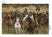 Oklahoma Land Rush, 1891 Carry-all Pouch