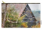 Old Barn At Cades Cove Carry-all Pouch