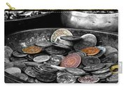 Old Coins Carry-all Pouch
