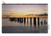 Old Naples Pier Carry-all Pouch