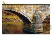 Old Stone Bridge Carry-all Pouch