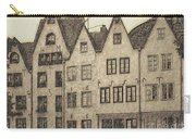 Old Town Of Cologne Carry-all Pouch