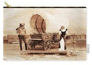 Old West Cats  Carry-all Pouch