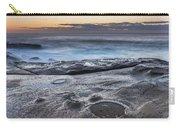 On The Ledge - Sunrise Seascape Carry-all Pouch