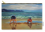 On The Seashore Of Endless Worlds Children Meet  Carry-all Pouch