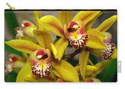 Orchid 9 Carry-all Pouch by Marty Koch