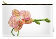 Orchid, Phalaenopsis, Flower Carry-all Pouch