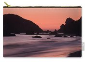 Oregon Coast Sunset Carry-all Pouch