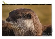 Oriental-small-clawed-otter Carry-all Pouch