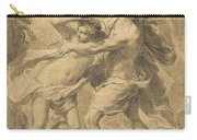 Orpheus And Eurydice Carry-all Pouch
