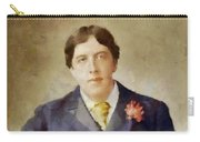 Oscar Wilde, Literary Legend Carry-all Pouch
