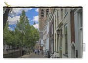 Oude Kerk In Delft Carry-all Pouch