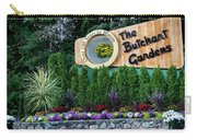 Over 100 Yrs In Bloom, Historic Garden Icon, The Butchart Gardens. Carry-all Pouch