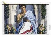 Ovid (43 B.c.-c17 A.d.) Carry-all Pouch