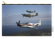 P-51 Cavalier Mustang With Supermarine Carry-all Pouch