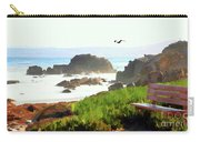 Pacific Ocean Monterey California  Carry-all Pouch