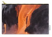 Pahoehoe Lava Flow Carry-all Pouch