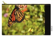 Painted Lady Carry-all Pouch
