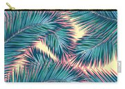 Palm Trees  Carry-all Pouch by Mark Ashkenazi