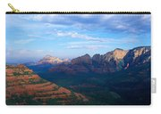 Panoramic View, Sedona, Arizona Carry-all Pouch
