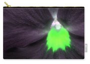 Pansy Power 73 Carry-all Pouch