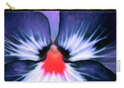 Pansy Power 76 Carry-all Pouch