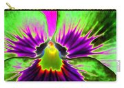 Pansy Power 82 Carry-all Pouch