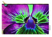 Pansy Power 84 Carry-all Pouch